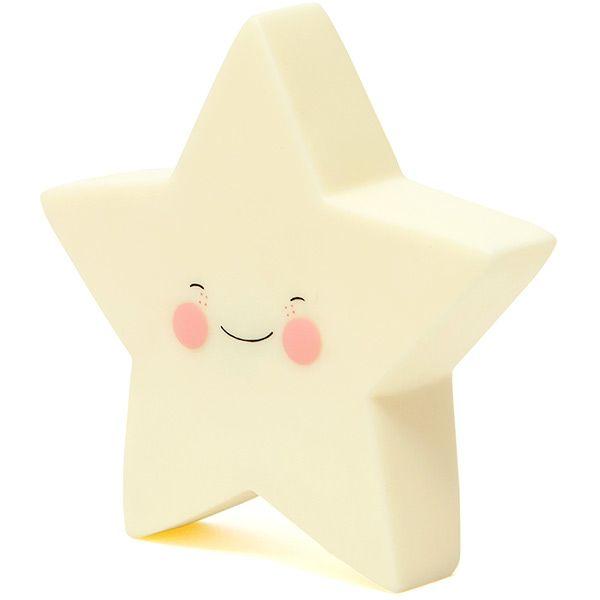 #Ster #nachtlampje #pastel geel - #EefLillemor  #psikhouvanjou #nightlight #kidsroom #nursery #littlethingz2