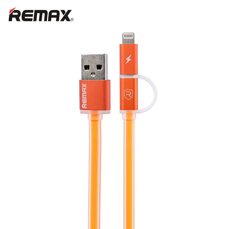 2in1 Lighting Charging Data USB Cable for iPhone 5 6 6s 7 7 Plus SE iPad iPod / Micro for HTC LG Xiaomi Huawei Vivo SONY Meizu
