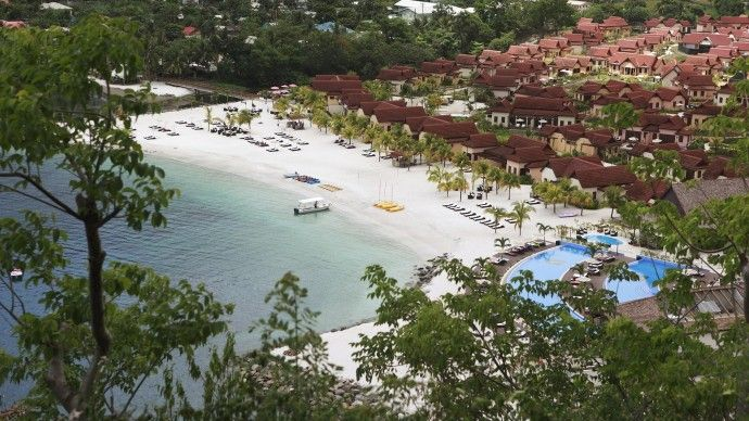 Buccament Bay Resort St. Vincent Caraïbes www.spadreams.fr/pas-cher/st-vincent/st-vincent/kingstown/buccament-bay-resort/