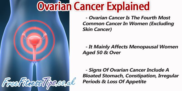 A full overview of ovarian cancer, the main risk factors, how to prevent it and more.