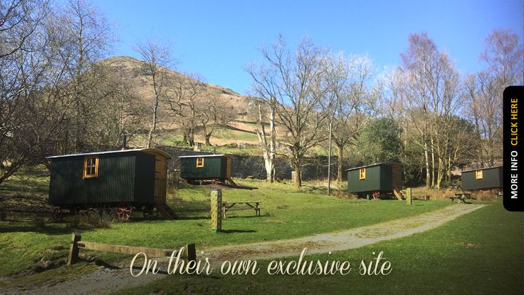 Glamping Lake District – Cumbria | Herdy Huts Luxury Holidays - Retreat - Break - Rydal, Ambleside Herdy Huts