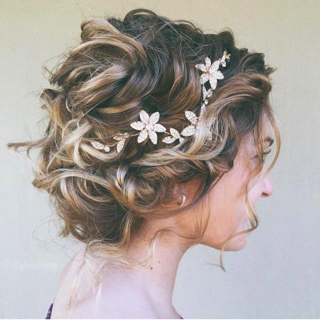 Os 10 penteados de noiva mais pinados na Itália | Revista iCasei