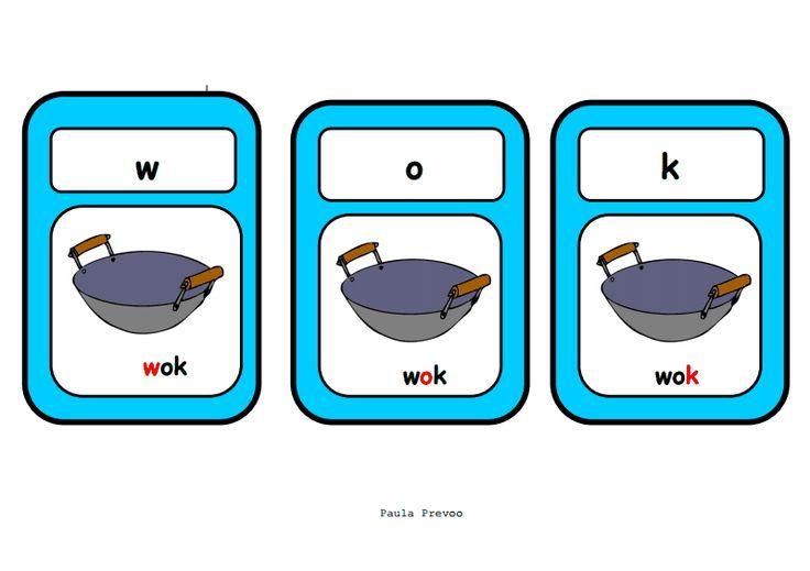 * Drietal: o klank! 6 kaarten!