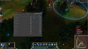 League of Legends Map Hack