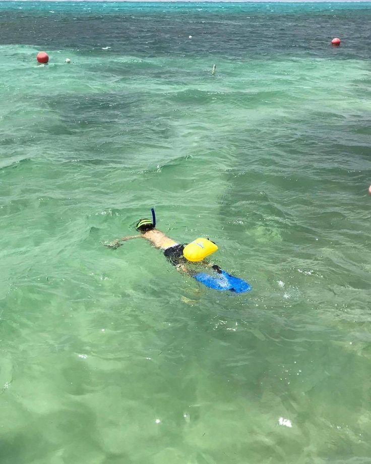 From Jennifer Pawner My 7 year old snorkeling in Ambergris Caye Belize  . #NewWaveSwimBuoy #BeBrightBeSeen #Trispiration #RoadToIronman #SwimRun #TriathlonBrasil #IronmanTriathlon #OpenWaterSwimming #TriathlonLife #HalfIronman #Triathletes #TheTriHood #top_triathletes #tri365 #triatleta #nadapedalacorre #natacao #tritraining #natação #ironmantri #ironmantraining #trilife #triathlontraining #tri #triathlete #swimbikerun #triathlon #swim
