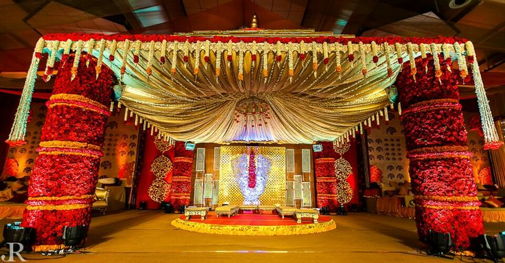 Indian wedding decor photography |Stories by Joseph Radhik