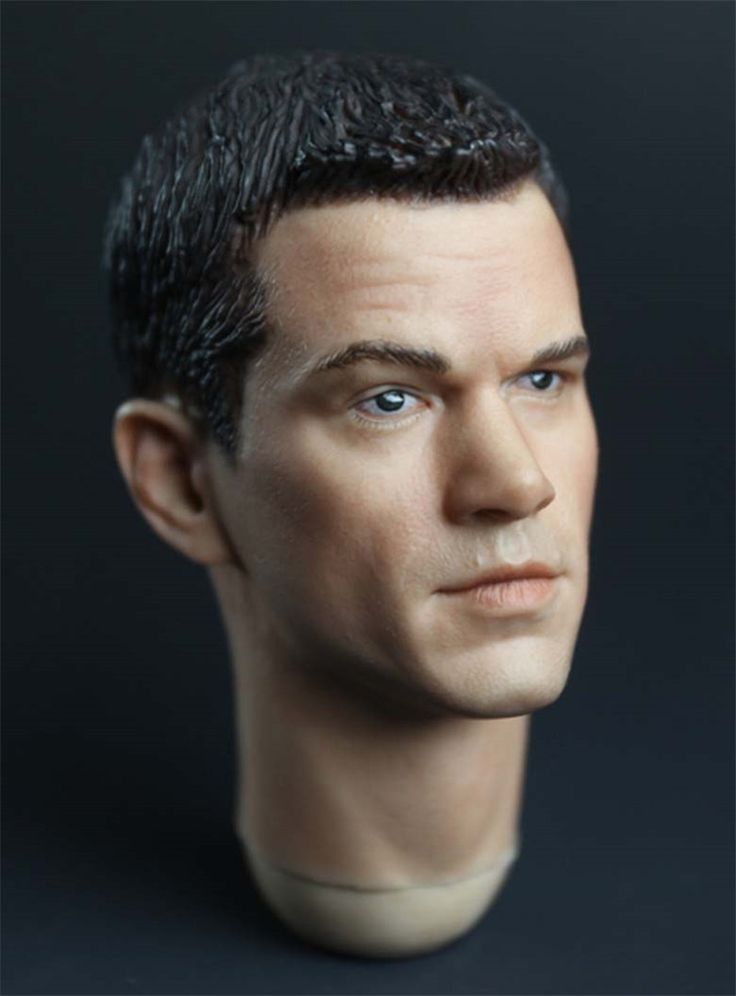 41.17$  Buy here - http://aliumz.shopchina.info/1/go.php?t=32819443737 - Mnotht Toys Custom 1/6 Scale Matt Damon Head Sculpt For Enterbay Hot Toys Phicen Body 12in Action Figures L30  #magazineonline