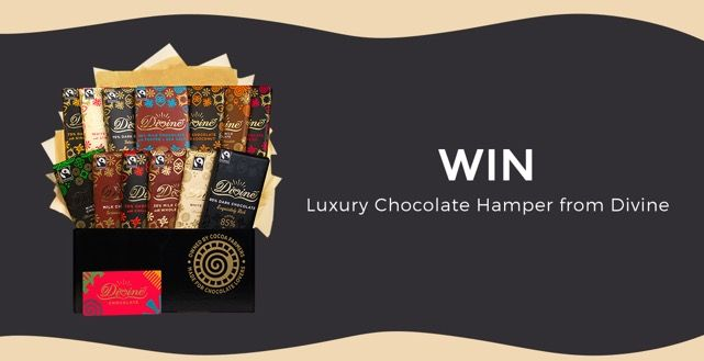 Win a Luxury Chocolate Hamper from Divine