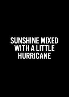 Lol! I know who'd appreciate this!! Signed Hurricane!