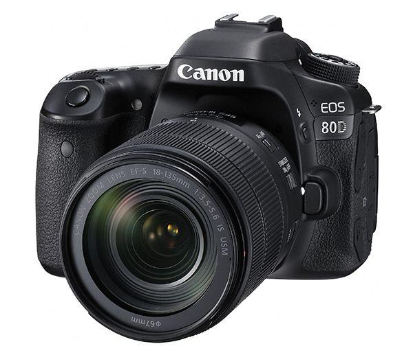 Canon EOS 80D - Photo Review