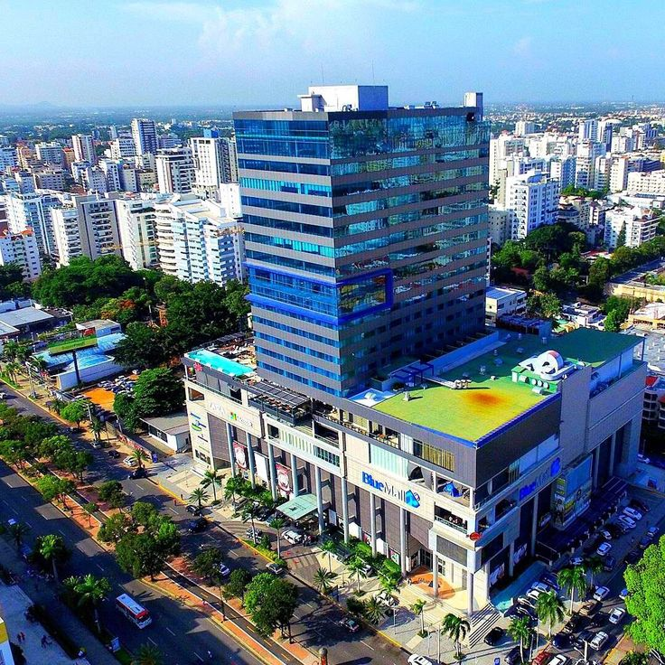 Blue Mall, Santo Domingo, Dominican Republic