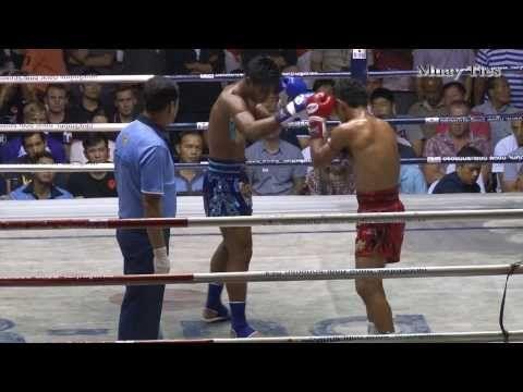 ▶ Saenchai vs Kongsak - Rajadamnern Stadium 8th August 2013 - YouTube