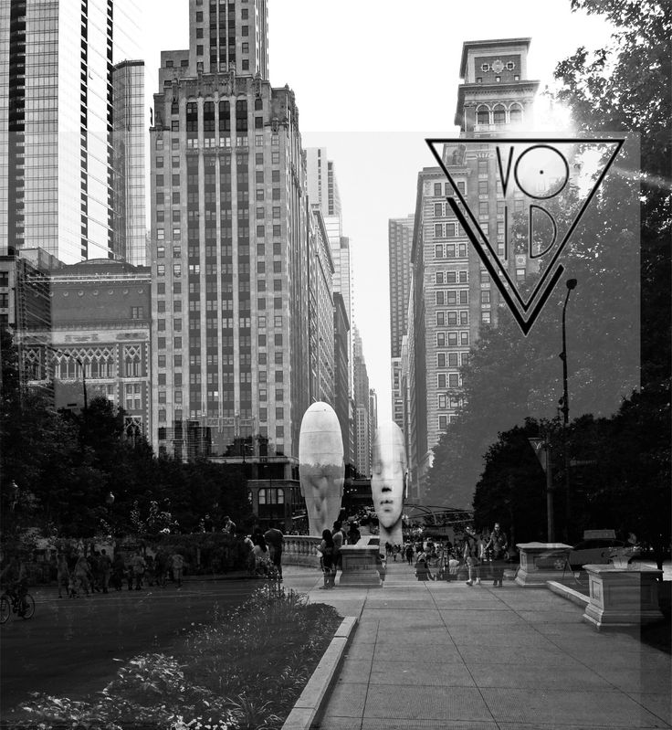 """Overlap"" Chicago, USACollage by Melis ACAR"
