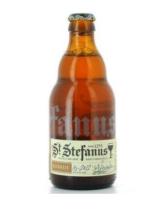 St Stefanus. Une bière belge de type Abbaye, vieillie de 3 mois en cave.
