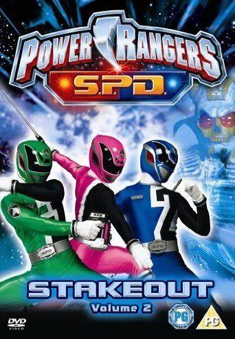 Gratis Power Rangers Space Patrol Delta: Stakeout  Vol. 2 film danske undertekster