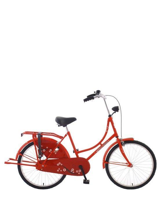 Red Blossom Bike