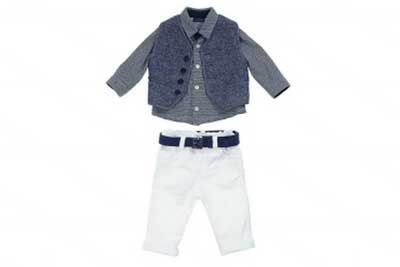 Fendi Fall/Winter 2012 Baby Boy Clothing Collection