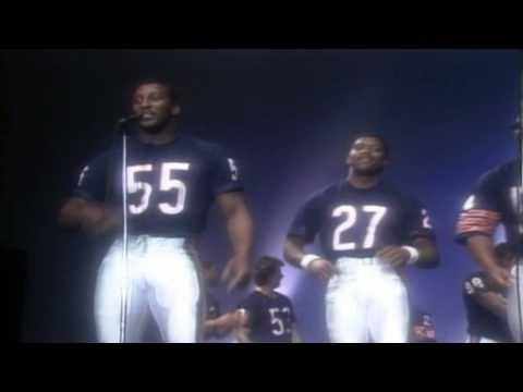 Chicago Bears - Super Bowl Shuffle (1985)