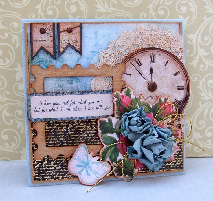 Best of Betsy's: Key To My Heart Cards From Kaisercraft.