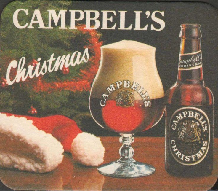 Sottobicchieri di birra: Campbell's (InBev Belgium, Belgio) Col:BE0774