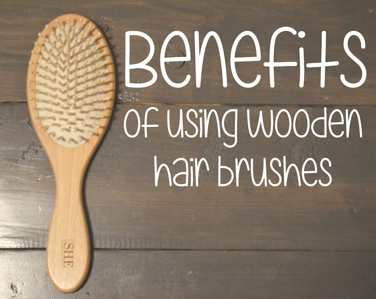 Why You Need A Wooden Hair Brush!, losetheroad