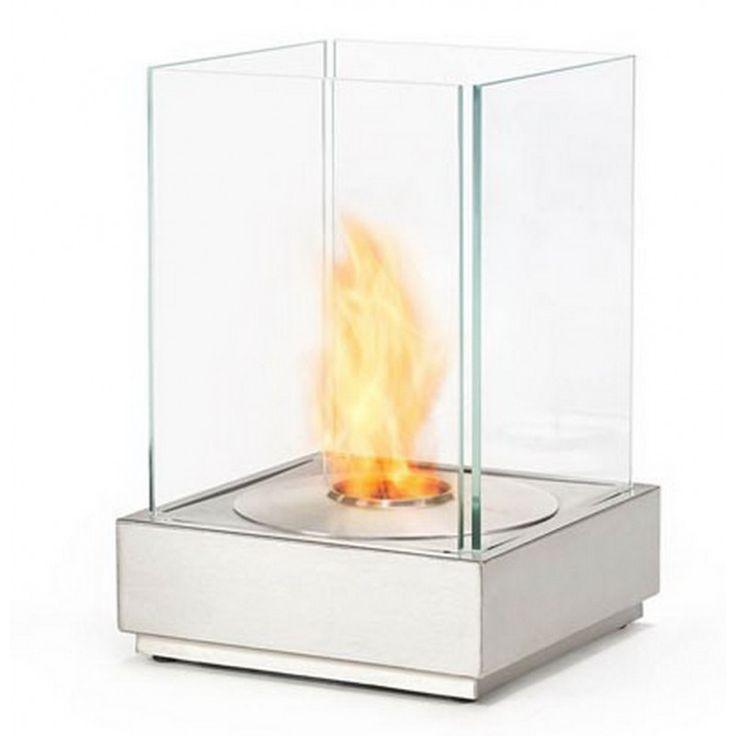 Биокамин EcoSmart Fire Mini T по супер цене  Стильный биокамин EcoSmart Fire Mini T станет превосходным украшением для сада, террасы, а также будет изысканным украшением бара или ресторана. Корпус изготовлен из нержавеющей стали и закаленного стекла. #биокамин #ecosmart #fire #арткамин #украшение #интерьер #суперцена {{AutoHashTags}}