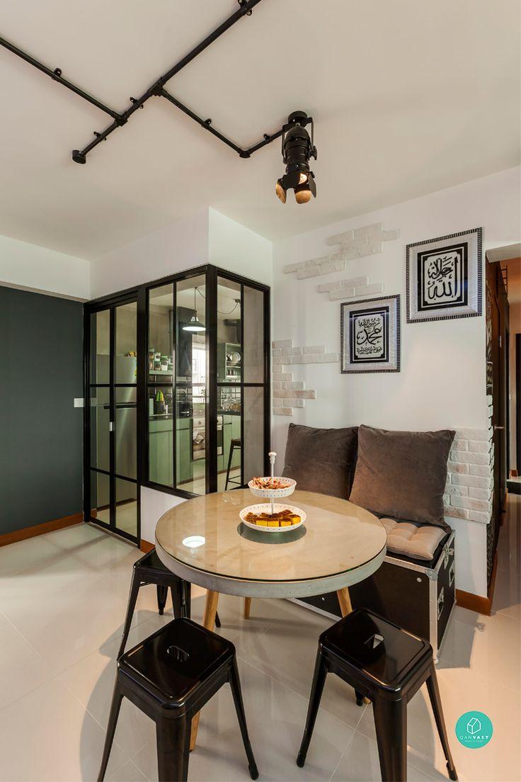 123 best HDB images on Pinterest | Interior design singapore ...
