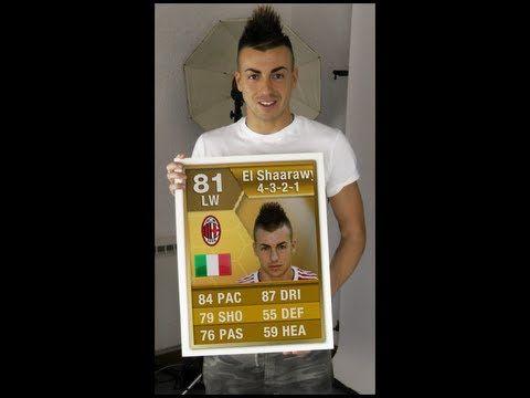 FIFA 13 I aggiornamento/upgrade EL SHAARAWY 81