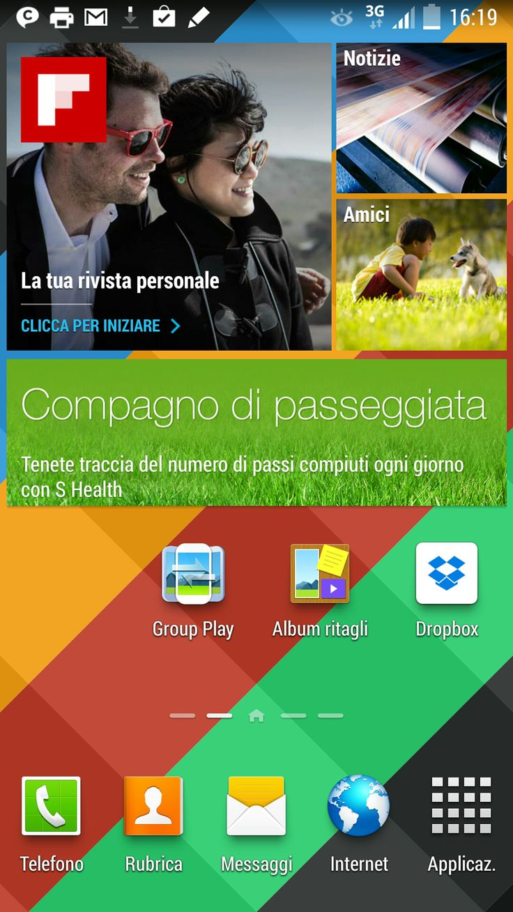 Galaxy Note 3: NAXOS ROM NB7 Android 4.4.2