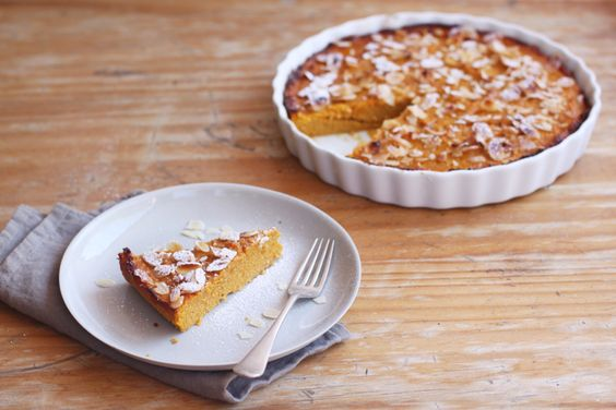 Artusi's Butternut Squash Pie (Torta di Zucca Gialla) - gluten free and can be made dairy free with coconut milk and olive oil in place of milk/butter