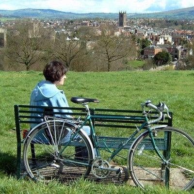 Circular cycle routes from Shropshire towns