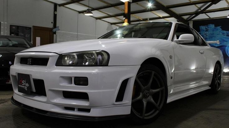 This 1999 Nissan Skyline R34 Gtr | 1 Uk Owner | Nismo Kit | Undersealed | Px Welcome is for sale.