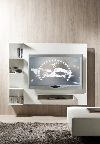pacini e cappellini ghost tv panel - Tv Wall Panels Designs