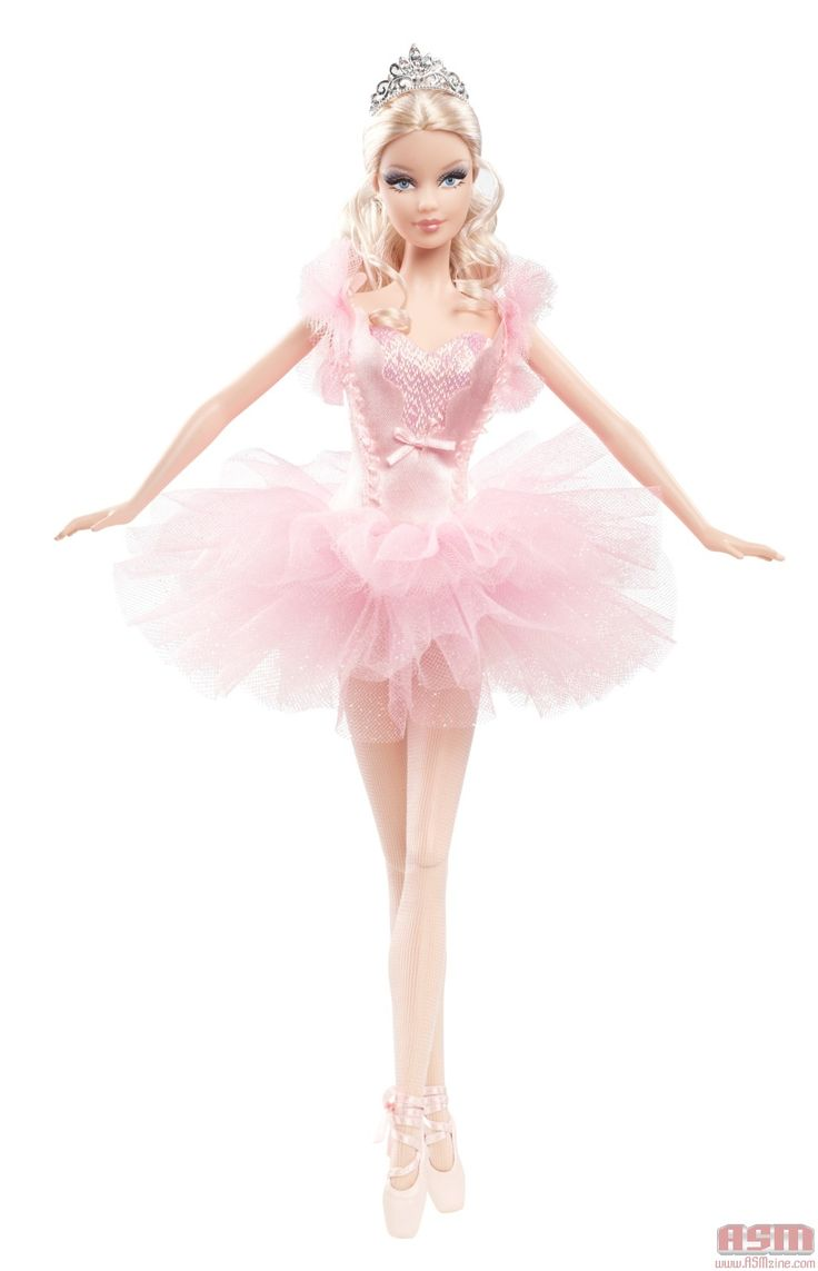 Ballet Wishes Barbie Doll 2013