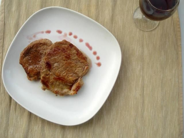 Φιλέτο μοσχάρι με σος κρασιού | cookcool