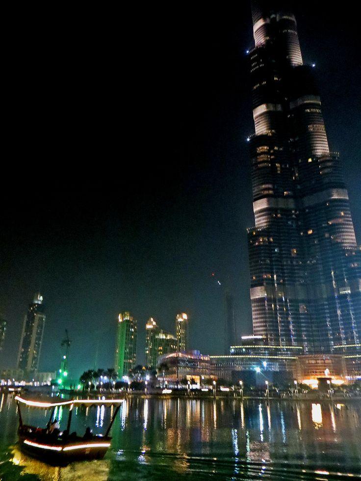 Dubai Burj Arab Burj Khalifa Mall UAE - 036