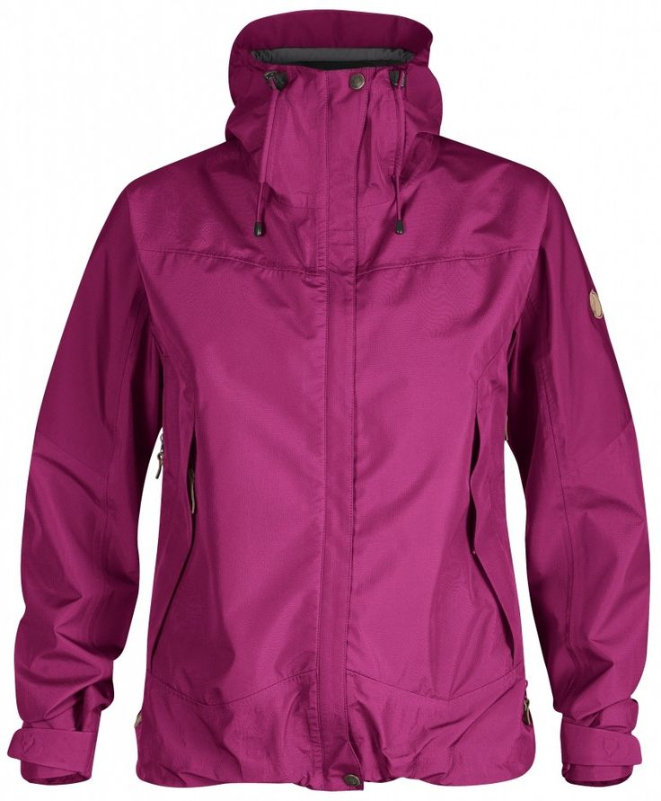 Fjellreven Eco-Trail Jacket Women - Jakker - Dame