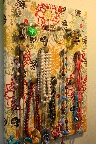 Easy way to make a Jewelry Holder IMG_0108