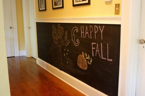 This Blessed Nest-Happy Fall Wall