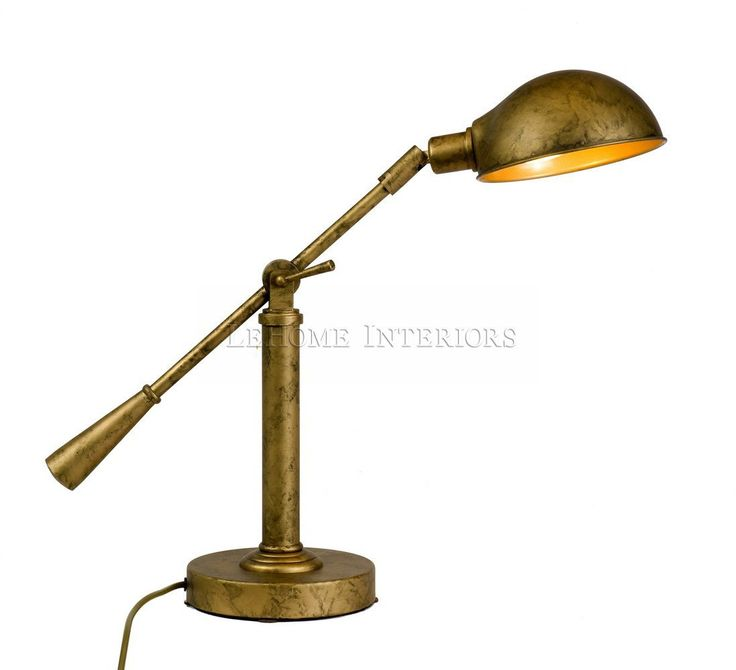Лампа настольная F095