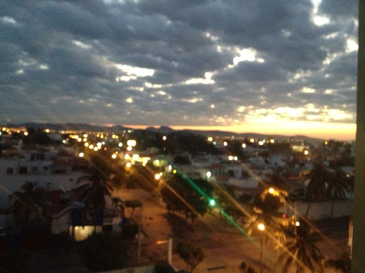 City of Mazatlan, Mexico