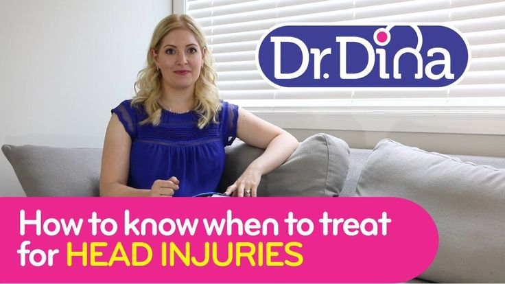 When To Treat For Head Injuries In Children