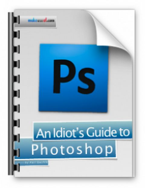 Easy Photoshop Guide : Part 1 An Idiot's Photoshop Guide, the starter's manual for every Photoshop initiate to carry! This guide starts right at the very bottom, assuming no knowledge at all, and walks you through all basic aspects of the application. The guide even comes with three full pages of shortcuts, cheat sheets covering all the application's possibilities!