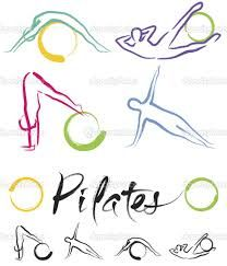 Keeping fit with Pilates.