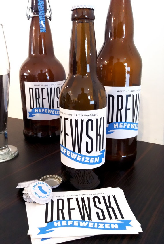22 best homebrew labels and caps images on pinterest for Custom beer labels and caps