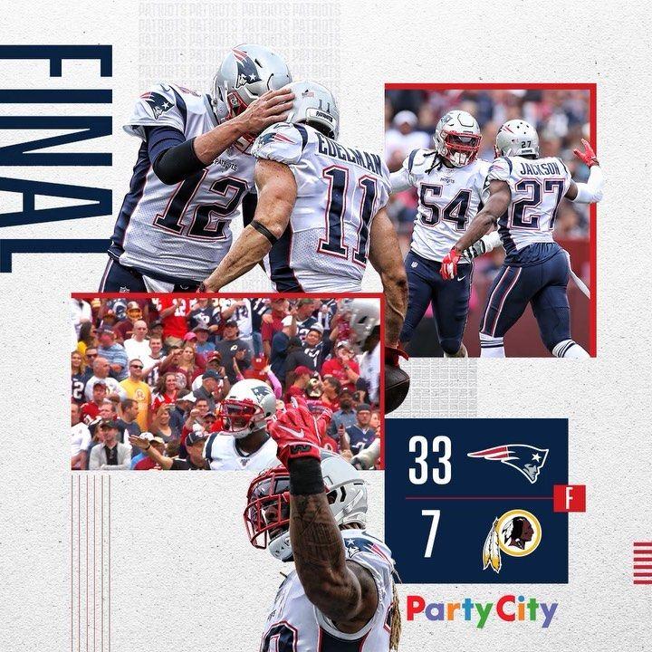 New England Patriots On Instagram Newwwww England Wins New