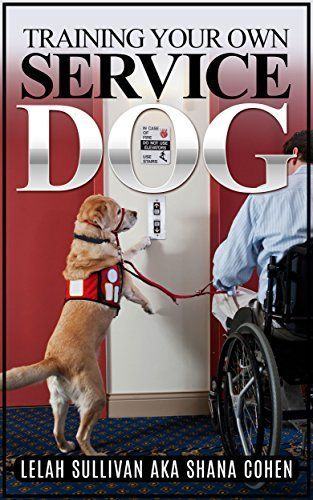 Training Your Own Service Dog: Step by Step Instructions with 30 Day Intensive Training Program to Get You Started by Lelah Sullivan http://www.amazon.com/dp/B015SJ32AM/ref=cm_sw_r_pi_dp_bExPwb0R4SAPJ