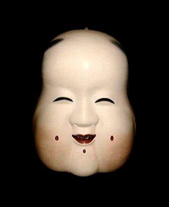 Household goddess Otafuku