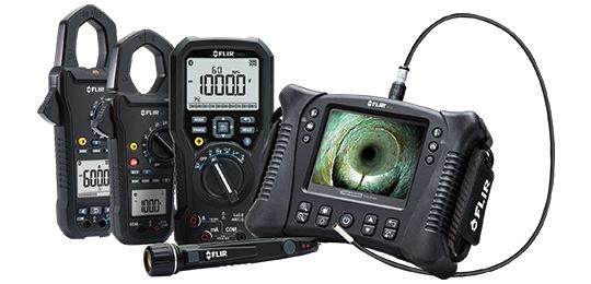 FLIR Test and Measurement Products