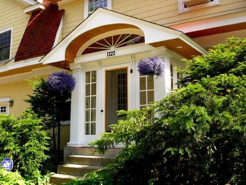 29 best Enclosed portico ideas images on Pinterest | Front ...